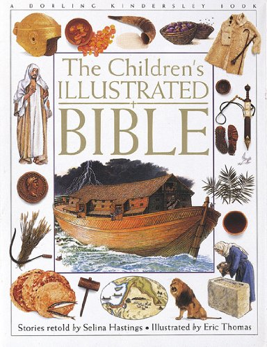 Children's Illustrated Bible  1996 edition cover