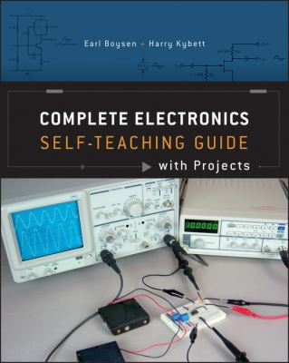 Complete Electronics Self-Teaching Guide with Projects  4th 2012 edition cover
