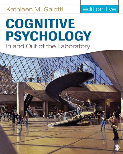 Cognitive Psychology in and Out of the Laboratory  5th 2014 edition cover
