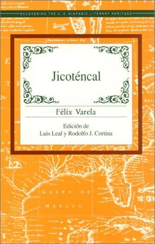 Jicotencal N/A edition cover