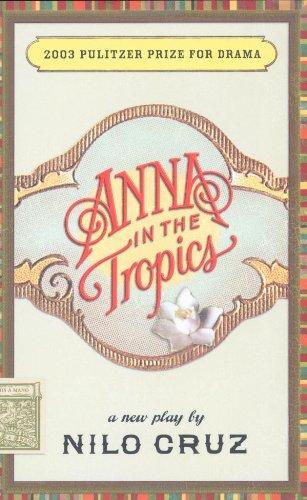 Anna in the Tropics   2003 (Reprint) edition cover