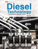 Diesel Technology:   2014 edition cover