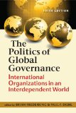Politics of Global Governance International Organizations in an Interdependent World, 5th Edition  2015 edition cover