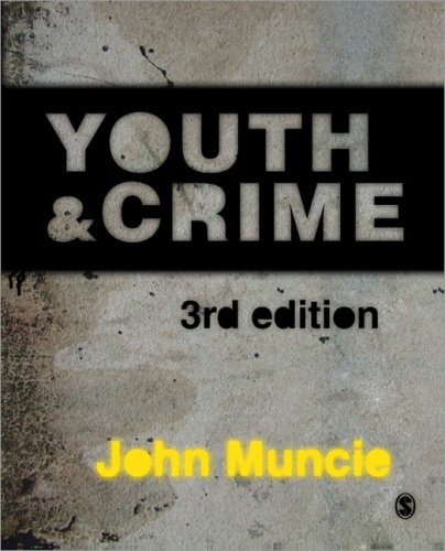 Youth and Crime  3rd 2009 edition cover