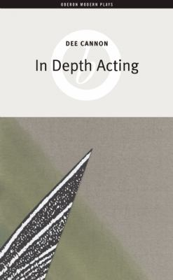 In-Depth Acting   2012 edition cover