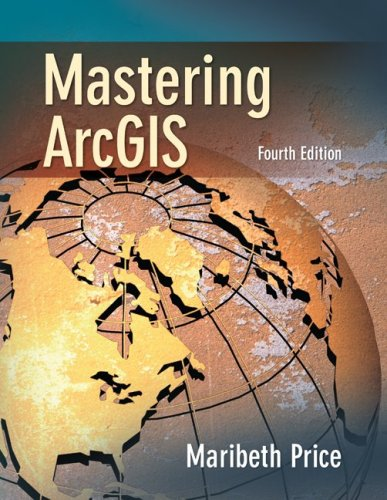 Mastering Arcgis  4th 2010 edition cover