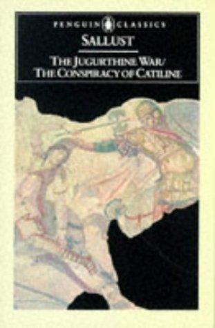 Jugurthine War and the Conspiracy of Catiline   2002 edition cover