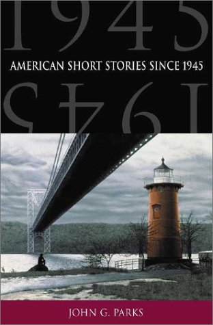 American Short Stories since 1945   2002 edition cover