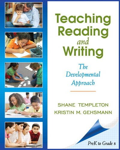 Teaching Reading and Writing The Developmental Approach  2014 edition cover