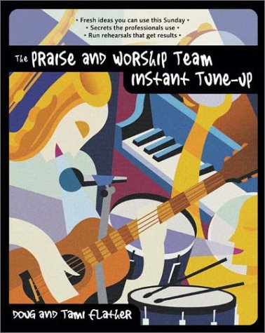 Praise and Worship Team Instant Tune-Up   2002 edition cover