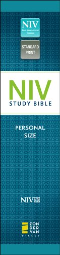 NIV Study Bible   2011 (Special) edition cover