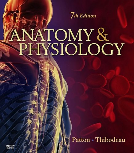 Anatomy and Physiology  7th 2009 edition cover