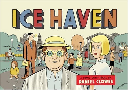 Ice Haven   2005 9780375423321 Front Cover
