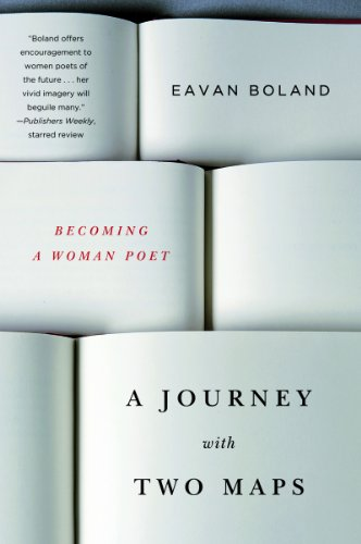 Journey with Two Maps Becoming a Woman Poet N/A 9780393342321 Front Cover