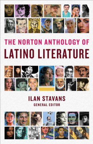 Norton Anthology of Latino Literature  N/A edition cover