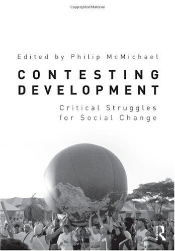 Contesting Development Critical Struggles for Social Change 3rd 2010 edition cover