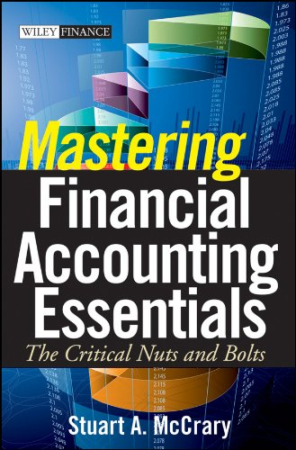 Mastering Financial Accounting Essentials The Critical Nuts and Bolts  2010 edition cover