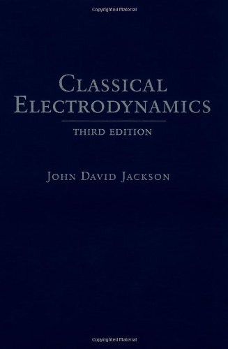 Classical Electrodynamics  3rd 1999 (Revised) 9780471309321 Front Cover