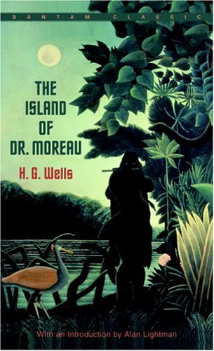 Island of Dr. Moreau  N/A 9780553214321 Front Cover