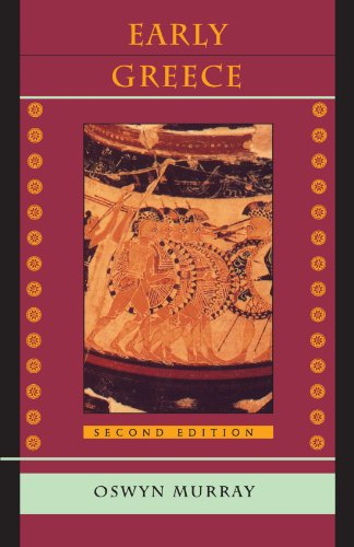 Early Greece  2nd 1993 edition cover