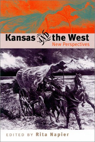 Kansas and the West New Perspectives  2003 edition cover