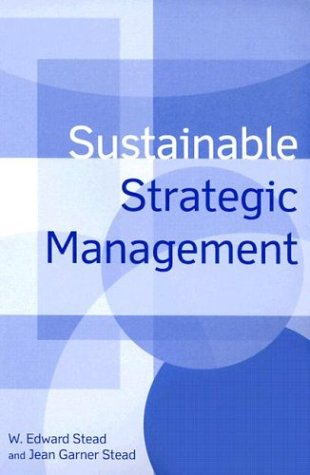 Sustainable Strategic Management   2004 edition cover