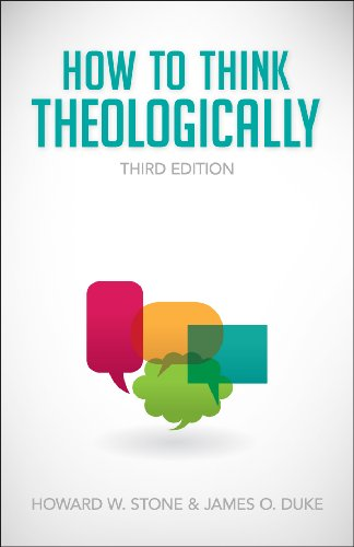 How to Think Theologically  3rd 2013 (Revised) edition cover