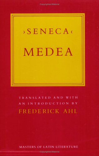 Medea  N/A 9780801494321 Front Cover