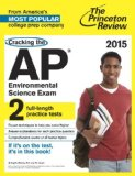 Cracking the AP Environmental Science Exam, 2015 Edition  N/A edition cover