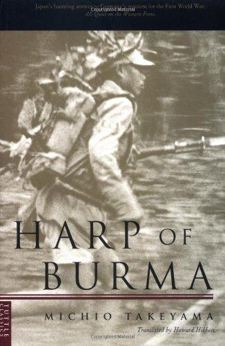 Harp of Burma   1966 (Reprint) edition cover