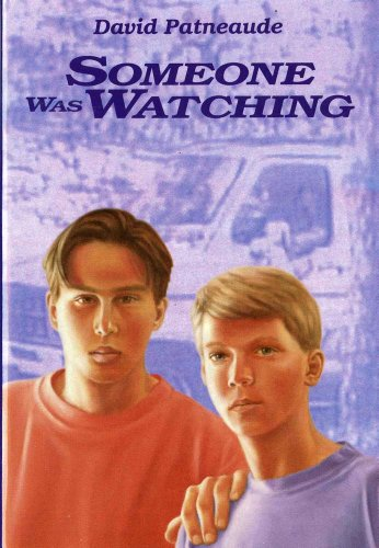 Someone Was Watching   1993 edition cover