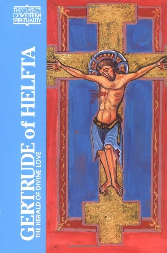 Gertrude of Helfta The Herald of Divine Love N/A edition cover