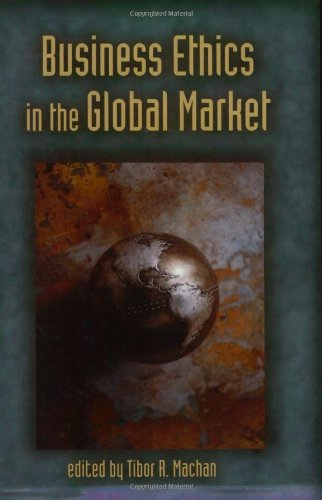 Business Ethics in the Global Market   1999 edition cover