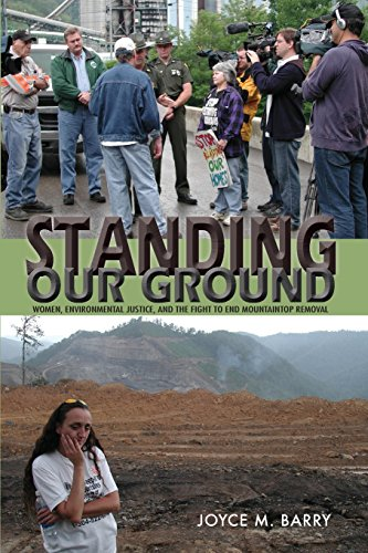 Standing Our Ground Women, Environmental Justice, and the Fight to End Mountaintop Removal  2014 edition cover