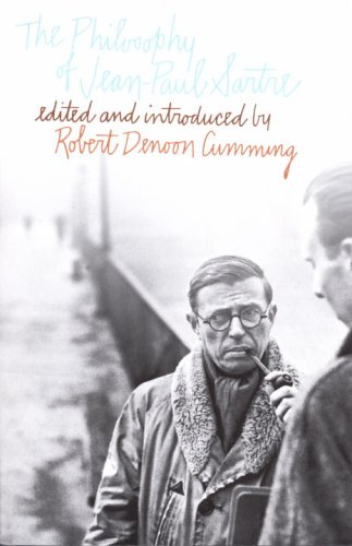 Philosophy of Jean-Paul Sartre   2003 edition cover