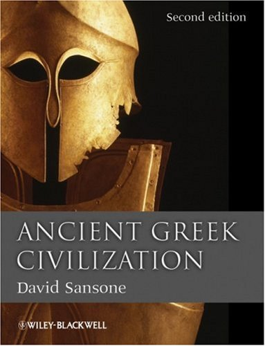 Ancient Greek Civilization  2nd 2009 (Revised) edition cover