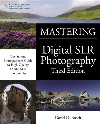 Digital SLR Photography  3rd 2012 edition cover