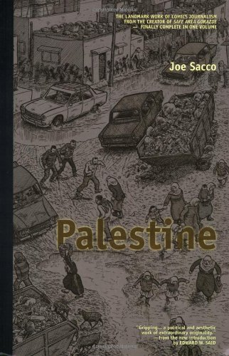 Palestine   2001 edition cover