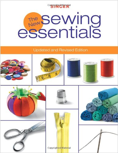 New Sewing Essentials   2008 (Revised) edition cover