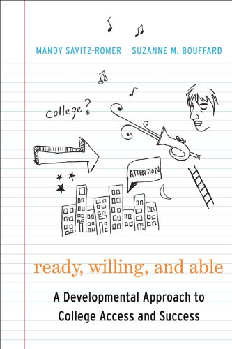 Ready, Willing, and Able A Developmental Approach to College Access and Success  2012 edition cover