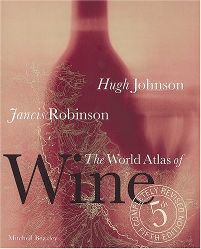 World Atlas of Wine  5th 2001 (Revised) edition cover