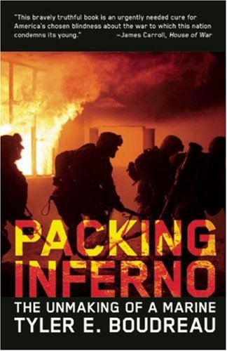 Packing Inferno The Unmaking of a Marine  2008 edition cover