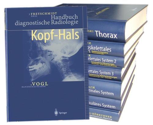 Handbuch Diagnostische Radiologie   2008 edition cover