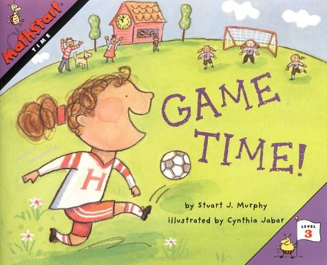 Game Time!   2000 9780064467322 Front Cover