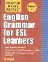 English Grammar for ESL Learners   2005 edition cover