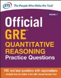 Official Gre Quantitative Reasoning Practice Questions:   2014 9780071834322 Front Cover