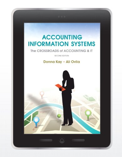 Accounting Information Systems: The Crossroads of Accounting and It  2013 edition cover