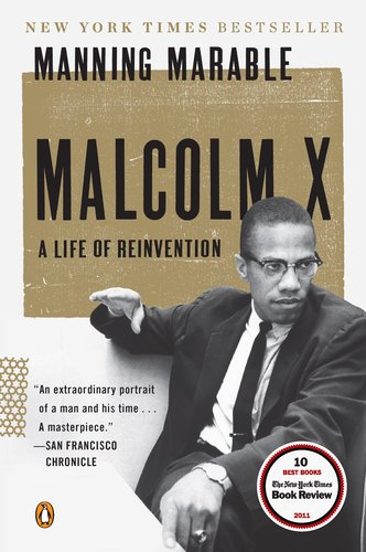 Malcolm X A Life of Reinvention N/A edition cover