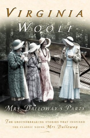 Mrs. Dalloway's Party A Short Story Sequence  1973 edition cover