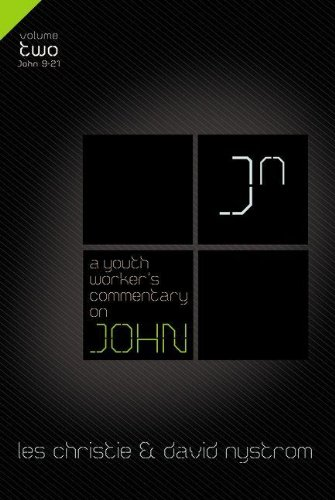 Youth Worker's Commentary on John   2011 edition cover